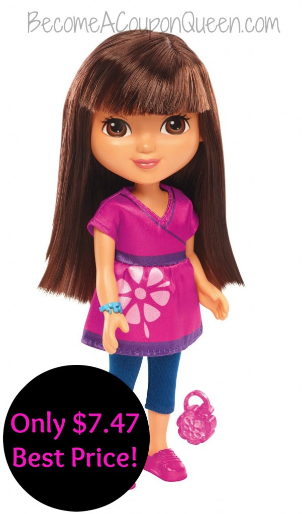 Fisher-Price Nickelodeon Dora and Friends Dora Doll
