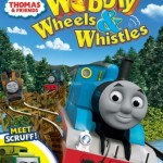Thomas & Friends Wobbly Wheels & Whistles DVD Only $3.99!