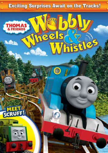 Thomas & Friends Wobbly Wheels & Whistles