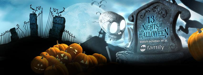 ABC Family's 13 Nights of Halloween TV Schedule! - Become a Coupon ...