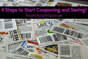 4-Steps-to-Start-Couponing-and-Saving