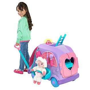 Doc McStuffins Get Better Talking Mobile Cart