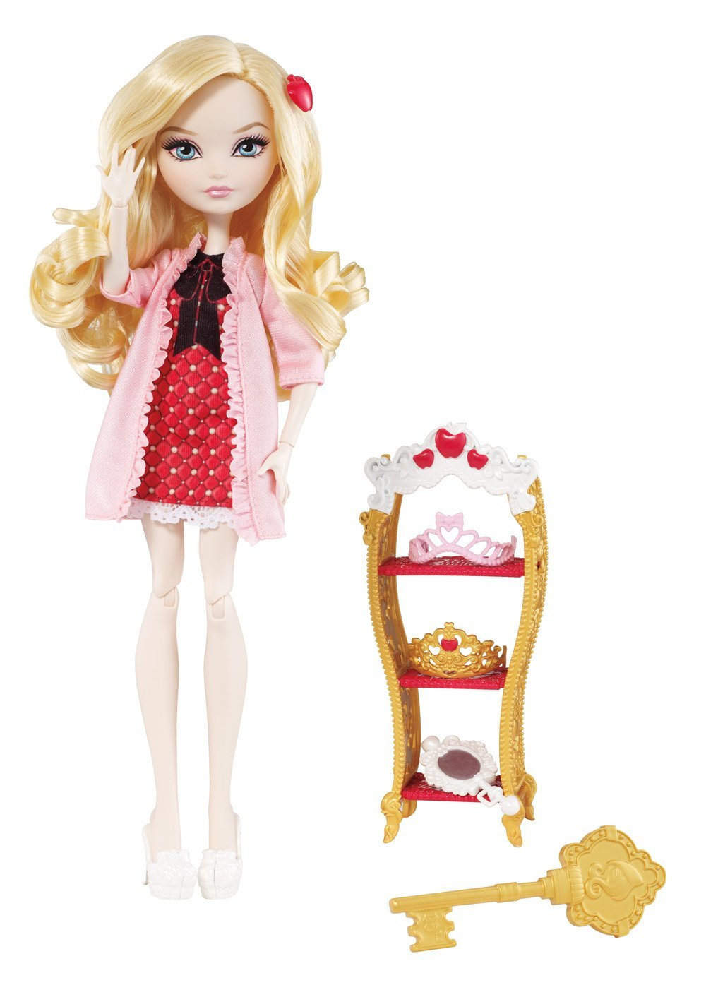 Ever After High Getting Fairest Apple White Doll Only $11!