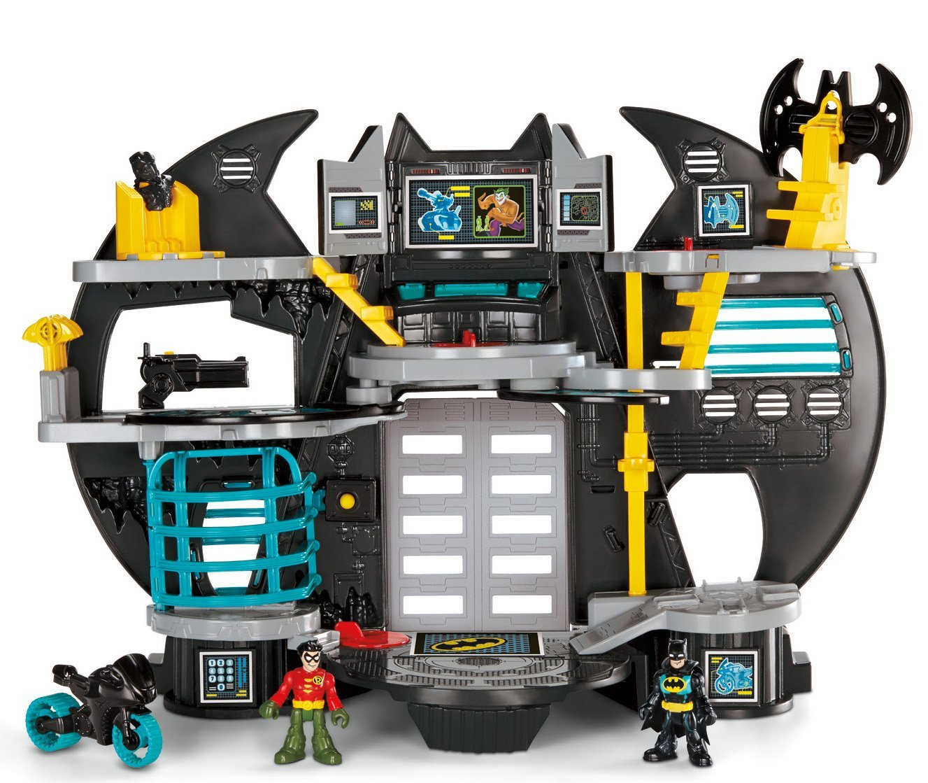 Fisher Price Imaginext Batcave Play Set Only 20