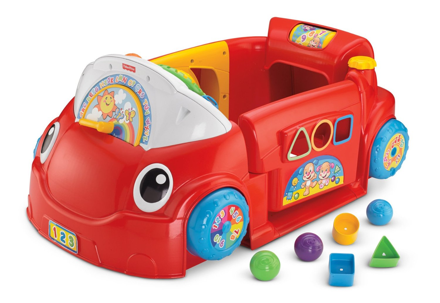 Fisher-Price Laugh & Learn Smart Stages Crawl Around Car Only $39.99! (reg. $59.88)