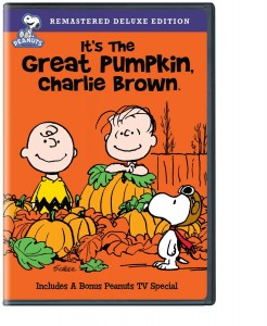 It's the Great Pumpkin, Charlie Brown DVD Only $11.93!