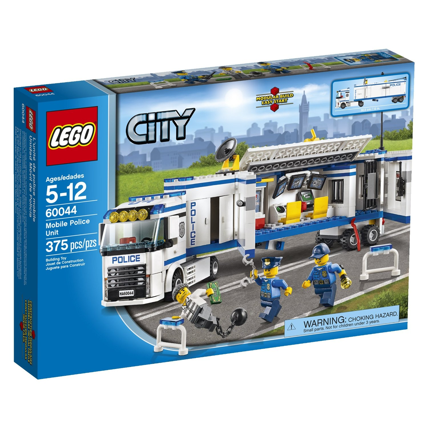Lego city police mobile police unit only lowest price become a coupon queen - Lego city police camion ...
