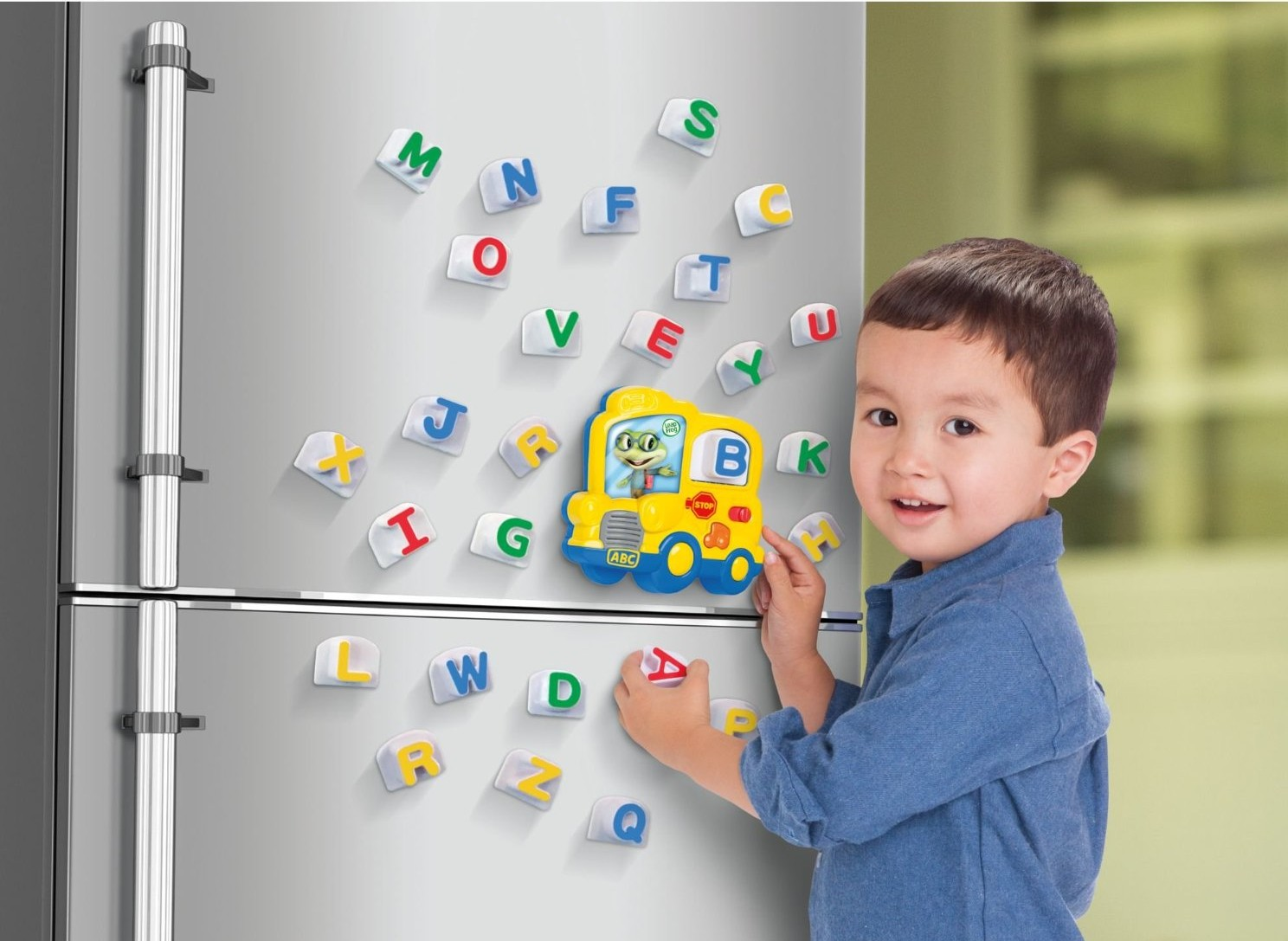 Leapfrog Fridge Phonics Magnetic Letter Set Only 991 -1789