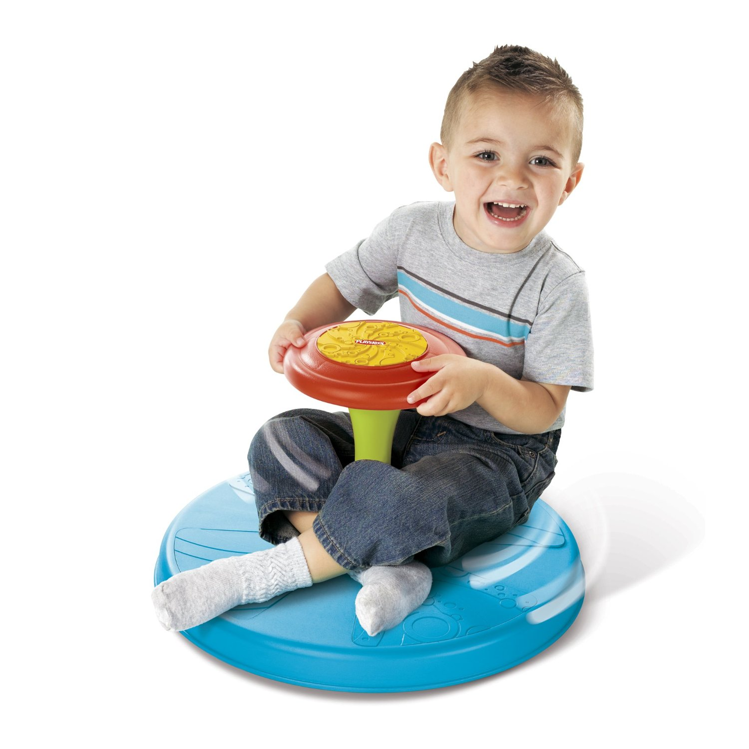 Playskool Sit N Spin Toy Only 12 50 Reg 29 99