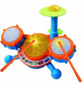 VTech KidiBeats Drum Set Only $15.46! (lowest price)