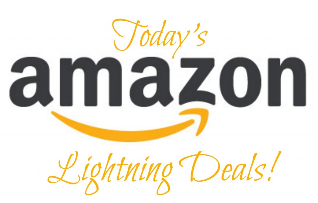 Today39s Amazon Lightning Deals Become A Coupon Queen Idea