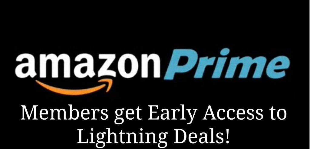 amazon prime early access