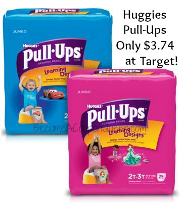 huggies pull-ups target