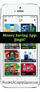 NEW Money Saving App – Jingit!