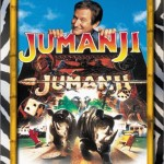 Jumanji Collector's Series DVD Only $5.00!