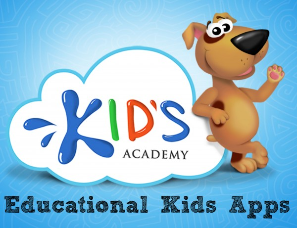 kid's academy learning apps