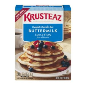 Walmart: Krusteaz Pancake Mix Only $0.72!