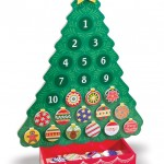 Melissa & Doug Countdown to Christmas Wooden Advent Calendar Only $14.99!