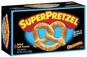 Meijer: SuperPretzel Pretzels Only $0.89!