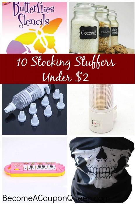10 stocking stuffers under $2