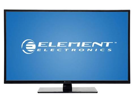 40 inch element led hdtv
