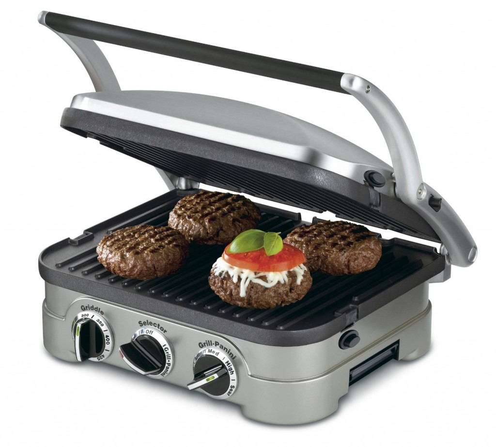 cuisinart gr 4n 5 in 1 griddler only down from