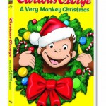 Curious George: A Very Monkey Christmas DVD Only $4.99!
