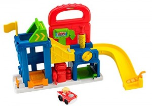 Little People Wheelies Garage Only $12.49 + FREE Store Pick Up!