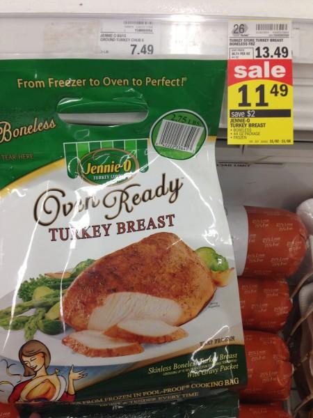jennie-o oven ready turkey meijer