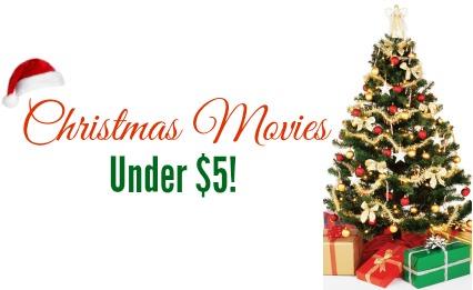 christmas movies under $5