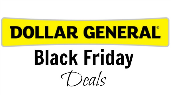 dollar general black friday deals