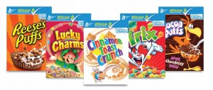 Kroger: General Mills Cereal as low as $0.99!