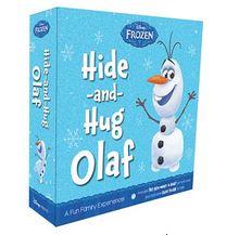 hug and hide olaf