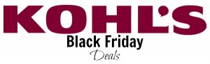 Kohl's Black Friday Deals