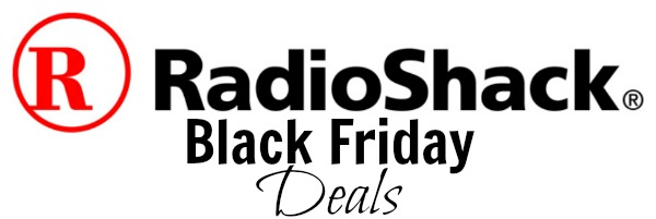 radio shack black friday deals
