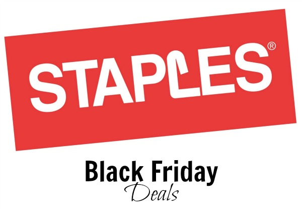 staples black friday deals