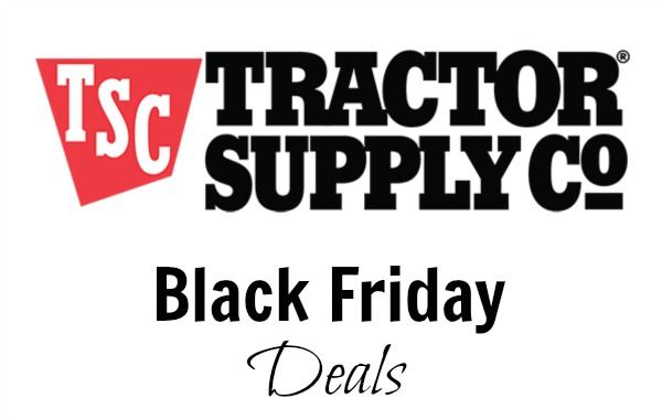 tractor supply black friday deals