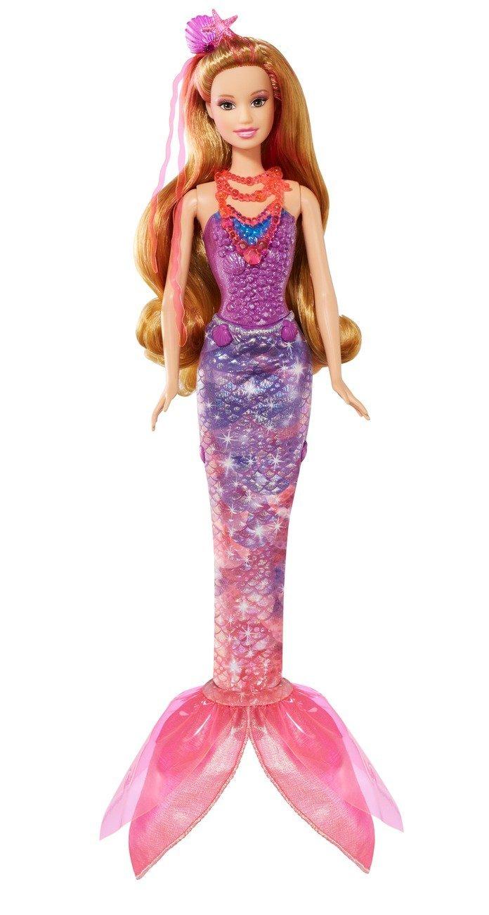 Barbie And The Secret Door Transforming 2 In 1 Mermaid