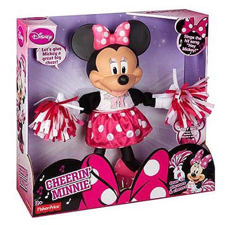 Cheerin' Minnie