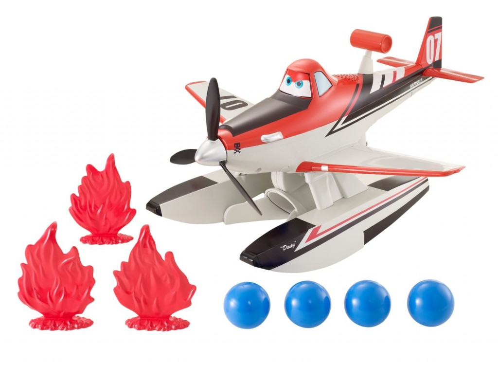 Disney Planes Fire and Rescue Blastin Dusty Vehicle
