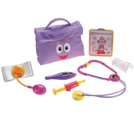Dora the Explorer Check-Up Kit