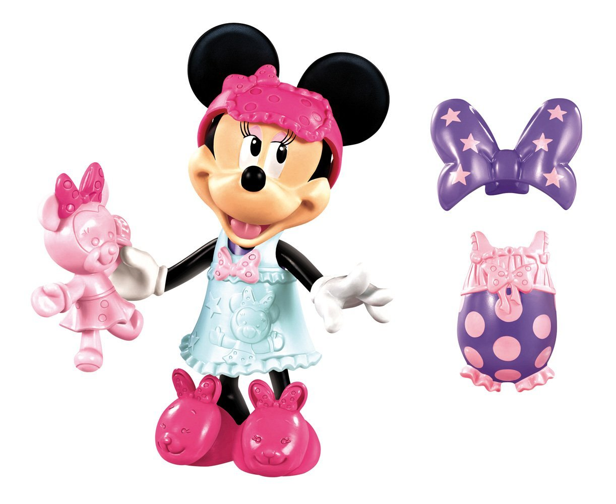 Disney S Sleep Over Bowtique Minnie Mouse Only 7 51
