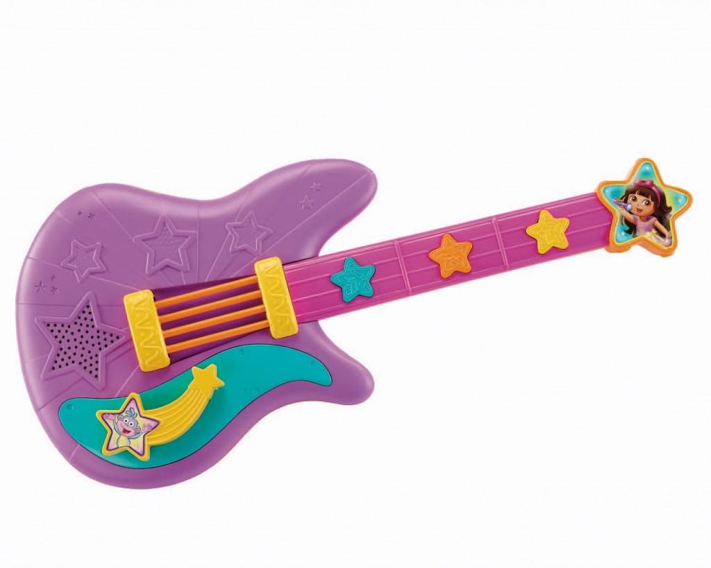 Fisher-Price Dora Singing Star Guitar