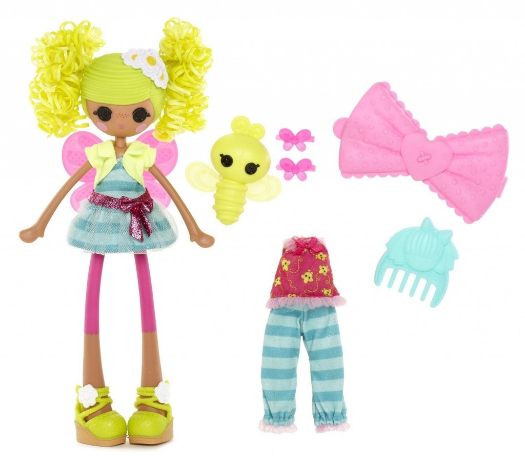 lalaloopsy girls pix e flutters doll only 9 37 lowest