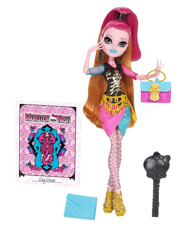 Monster High Ne... New Monster High Dolls 2017