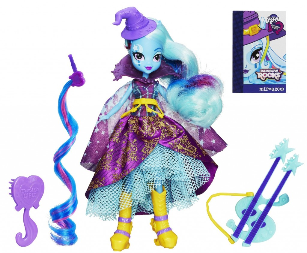 Mlp Rainbow Rocks Trixie