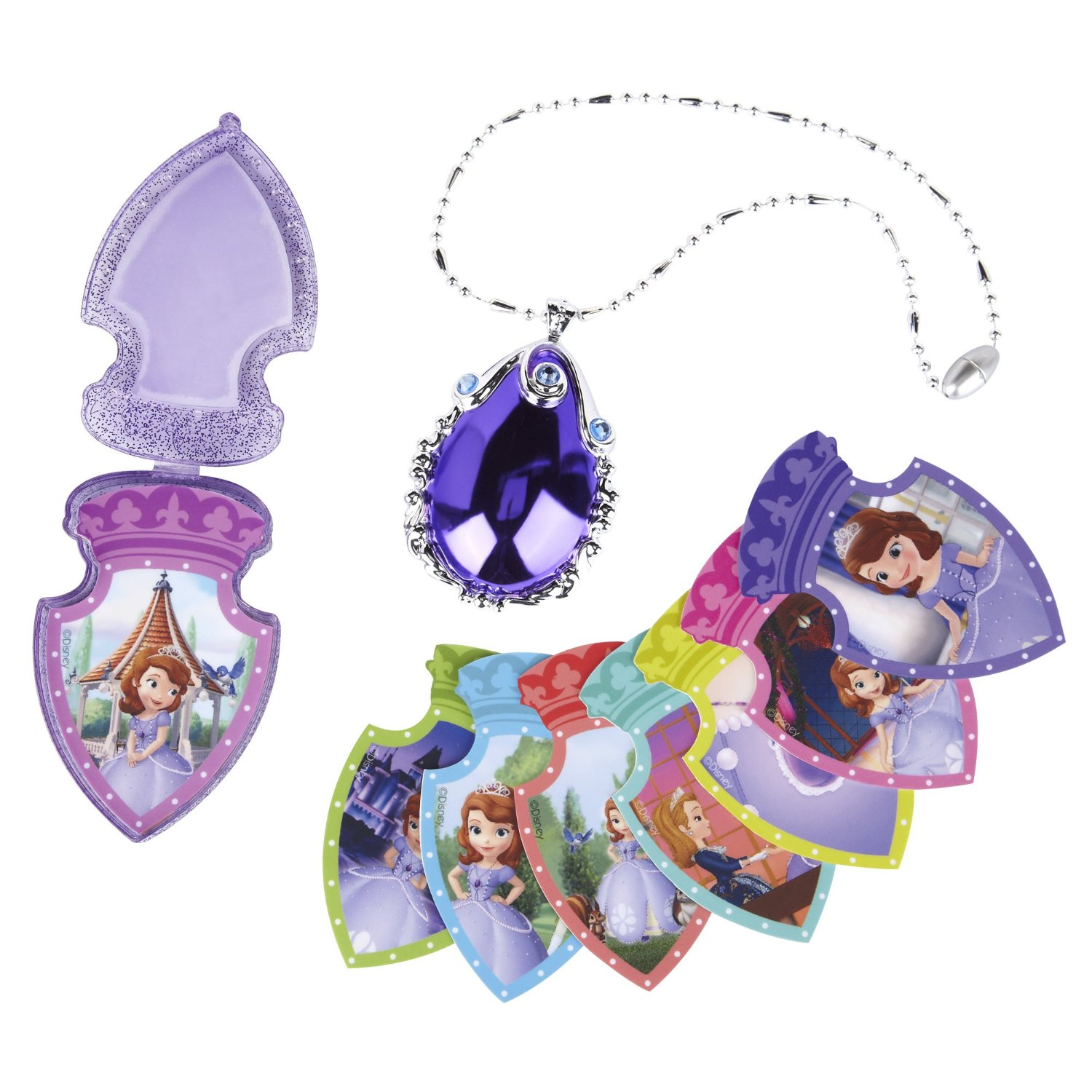 Toys Elena Sofia : Sofia the first talking magical amulet only lowest price