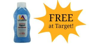 FREE LA Looks Extreme Sport Gel at Target!