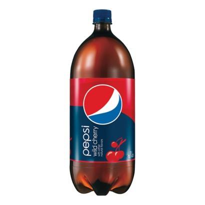 pepsi wild cherry 2 liter