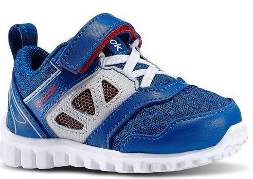 realflex speed 3 boys running shoe